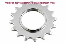 "Fixie 16T dents 1/8"" sprocket cog pour fixe roue bikes & flip flop wheels"