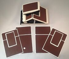 """Polaroid SX-70 PolaSkinz Napa Leather Original """"Oxblood"""" Replacement Skin SLR680"""