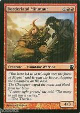 MTG - Theros - Borderland Minotaur - 2X - Foil - NM