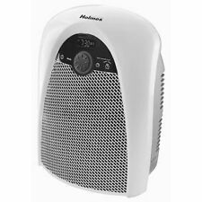Space Heaters Holmes Digital Bathroom Heater Fan with Pre-Heat Timer and Max