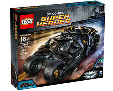 Lego DC comics super Heroes Tumbler Batman the dark knight 76023 scellé