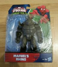 Marvel Ultimate Spider-Man Sinister Six RHINO Figure - New - RARE.