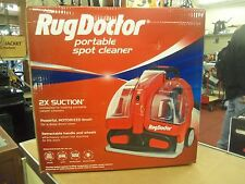 Rug Doctor Portable Spot Cleaner Machine 93300 Red * NEW*