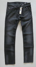 Diesel Men Jeans 36 W x 32 Safado 0822R Regular Slim Straight New with Tags