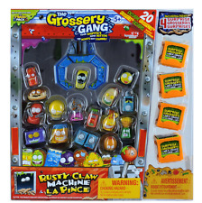 The Grossery Gang Rusty Claw Machine 20 Exclusive Just Released