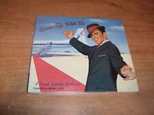 Come Fly With Us: A Frank Sinatra Exclusive (Music CD 2000) United Airlines NEW