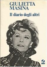 GIULIETTA MASINA - IL DIARIO DEGLI ALTRI - SEI 1975