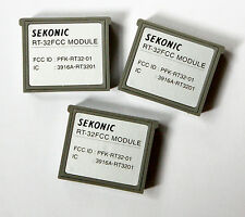 Sekonic Corporation RT-32FCC Radio Transmitter Module-For L-358, L-558 and L-608