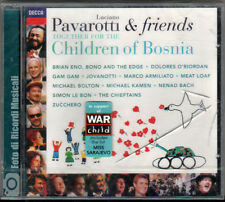 PAVAROTTI & FRIENDS FOR THE CHILDREN OF BOSNIA (SIGILLATO) Zucchero,Jovanotti,