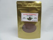 4 oz Acai Berry juice powder Organic Kosher Non GMO FREE SHIPPING Smoothie