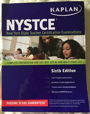 NYSTCE - New York State Teacher Certificate Examination : Complete Prep 6th Ed