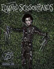 Edward Scissorhands (Blu-ray Disc, 2015, 2-Disc Set Ultimate Collectors Edition)