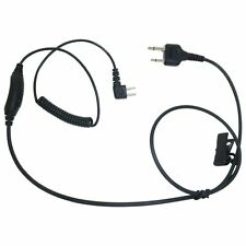Peltor SportTac Audio Lead mic earpiece TAMT06 for Icom 2pin straight plug S029
