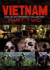 VIETNAM: The US Government Collection, Part Two (Sealed 3-disc DVD Set)