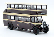 1:76 SCALE EFE 27202A SUBSCRIBER MODEL 2000 BIRKENHEAD LEYLAND TD1 OPEN REAR 8E
