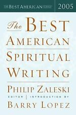 The Best American Spiritual Writing 2005 by