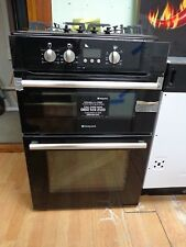 HOTPOINT INTEGRATED ELECTRIC DOUBLE OVEN MODEL DBS539CKS