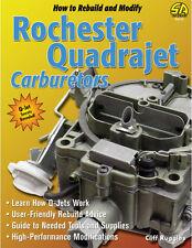How to Rebuild a Quadrajet - Rebuild or Modify Rochester Quadrajet Carburetors