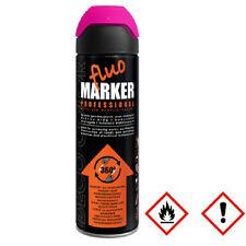1 x 500ml pink Markierungsspray Markierfarbe Lack Sprühlack Spraydose 14 540