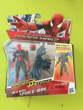 Hasbro The amazing spiderman Web wing spiderman MISB
