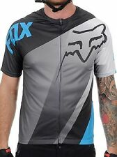 Fox Livewire Descent Mountain Bike Mtb Cycling Jersey Short Sleeve New