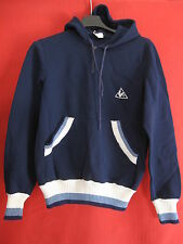 Sweat à Capuche Le Coq Sportif vintage Made in France TBE taille - XS / S