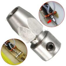 Stainless Steel Collet Coupler For 3.17mm Motor Shaft & 4mm Flex Cable RC Boat