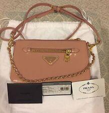 PRADA Pink Bag Saffiano Vernice Crossbody Bag Holt Renfrew, Aritzia, Nordstrom