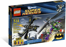 BNIB LEGO Super Heroes 6863: Batwing Battle Over Gotham City Retired Batman Set