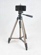 Weifeng 3130 portable Tripod phone Camera Tripod Pan head set with bag  Clip