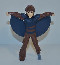 "RARE 2014 Hiccup 4"" Action Figure McDonald's Europe How To Train Your Dragon 2"