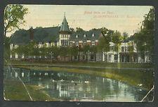 Bloemendaal bij Haarlem  Hotel Duin en Daal  (vouw)