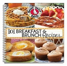 101 Cookbook Collection: 101 Breakfast and Brunch Recipes by Gooseberry Patch...