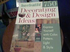 House Beautiful 750 Decorating and Design Ideas : Express Yourself with color 22