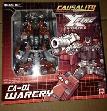 Transformers Fansproject CA-01 Warcry Causality Crossfire New Bruticus Limb