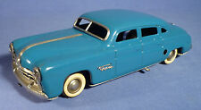 TCO TIPPCO Blech Hudson Sedan Uhrwerk 50's US Zone vintage tin wind up toy B162