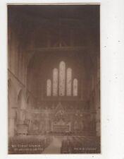 Christ Church St Leonards On Sea [Judges 407] Vintage Postcard 811a