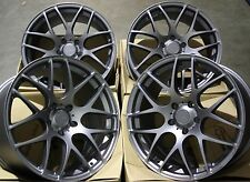 "17 ""jantes en alliage MS007 GM fit BMW E82 E87 E88 F20 F21 F45 F36 F32 F33 X3 E83 F25"