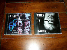 Fury In The Slaughterhouse 2 CD LOT: The Hearing And Sense of Balance, Mono