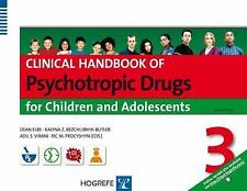 Clinical Handbook of Psychotropic Drugs for Children and Adolescents (2014,...