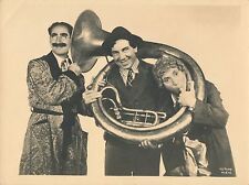 Photo Marx Brothers A day at the race, 1937 vintage d'époque