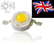 1-Watt x25 High Power Pure White 65000k Superb LED Light Lamp Bulb