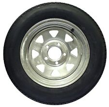 "Galvanised Sunraysia Rim and Tyre 13"" Ford Wheel Trailer Part Caravan Boat"