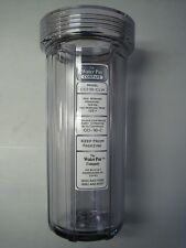"CCI-10-CLW Forest River Water Filter Housing Canister 10"" NEW"