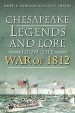 Chesapeake Legends and Lore from the War of 1812-ExLibrary