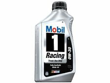 MOBIL 1 0W-30 RACING OIL CASE 6 ZINC-PHOSPHOROUS ADDITIVE FULLY SYNTHETIC NASCAR