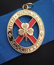 MUSEUM QUALITY IRISH UK ROYAL MOST ILLUSTRIOUS ORDER OF SAINT PATRICK 1783