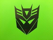 Decepticon decal Sticker for Race, Track Bike, Toolbox, Garage YZF R6 PAIR #38