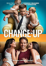 THE CHANGE UP - DVD - REGION 2 UK