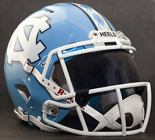 NORTH CAROLINA TAR HEELS Gameday REPLICA Football Helmet w/ OAKLEY Eye Shield